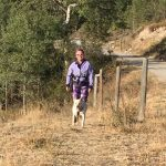 Trail runs with Lucy