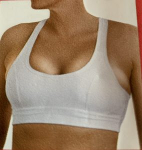 from Moving Comfort sports bra fit guide